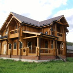 Сантехника для загородного деревянного дома