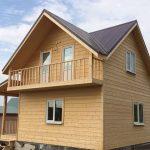 Каркасный дом проект 477 фото