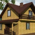Дом 70 м²32