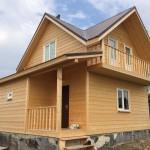 Дома из оцилиндрованного бревна: заказать строительство дома из бревна под ключ по дешевой цене в Москве. У нас вы можете недорого купить ...