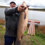 Платная рыбалка с проживанием