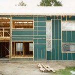 Обшивка и утепление стен каркасного дома своими руками