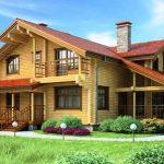 Как выбрать потолок для загородного дома