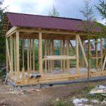 Технология строительства каркасного дома?
