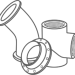 Трубопроводная арматура: технические особенности чугунных конструкций, применение, преимущества эксплуатации