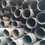 Как и зачем продаются б/у промышленные трубы?