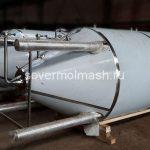 Цилиндро-конические танки: назначение, материалы изготовления